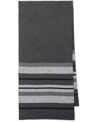 Vince - Striped Blanket Scarf - Lyst