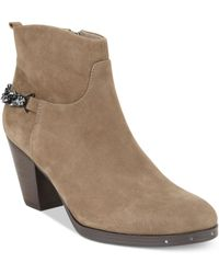 Circus By Sam Edelman Jet Booties - Lyst