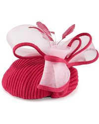 RED Valentino - Knit Bowfascinator Hat - Lyst