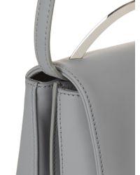 Eddie Borgo - Boyd Vanity Leather Cross-body Bag - Lyst