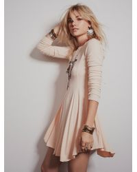 Free People Ballet Fit and Flare - Lyst