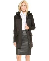 Theory Makintosh Alanso Coat  - Lyst