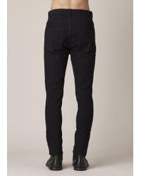 Journal - Black Taper Five Pant 32 Length - Lyst