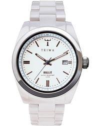 Triwa - Watch In Ivory Bullit - Lyst