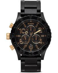 Nixon - '42-20 Chrono' Watch - Lyst