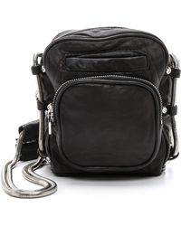 Alexander Wang Brenda Camera Bag Black - Lyst