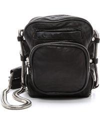 Alexander Wang Brenda Camera Bag - Black - Lyst