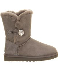 Ugg Bailey Button Bling - Lyst