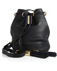chloe elsie small shoulder bag - 76+ Women's Saks Fifth Avenue Shoulder Bags - Browse & Shop | Lyst