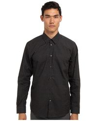 Marc Jacobs Jacquard Ls Button Up - Lyst