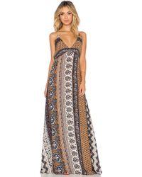 Novella Royale - Summerland Maxi Dress - Lyst