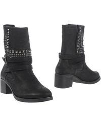 Vince Camuto Ankle Boots - Lyst
