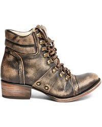 Freebird by Steven | Gage Lace-up Boots | Lyst