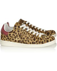 Isabel Marant Bart Sneakers animal - Lyst