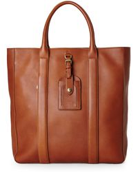 Mulberry Oak Matthew Tote - Lyst