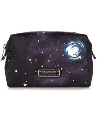 Marc By Marc Jacobs Stargazer-Print Make-Up Bag - Lyst
