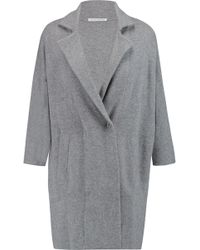Autumn Cashmere - Oversized Knitted Coat - Lyst