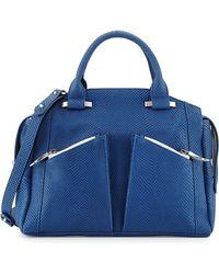 Romy Gold - Dome-Zip Shopper Bag - Lyst