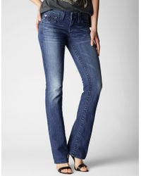True Religion Womens Billy Jean - Lyst