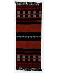Selected Kia Blanket Scarf - Lyst