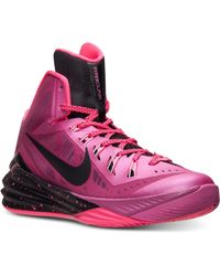 Nike Mens Hyperdunk Basketball Sneakers From Finish Line - Lyst
