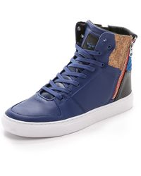 Creative Recreation Blue Adonis Sneakers - Lyst