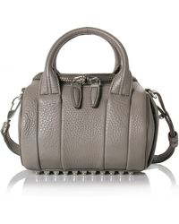 Alexander Wang | Mini Rockie Leather Shoulder Bag | Lyst