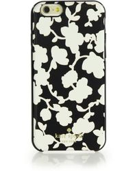 Kate Spade Floral-Print Iphone 6 Case - Lyst
