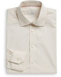 Eton Contemporaryfit Framed Stripe Dress Shirt - Lyst