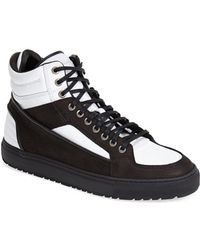 ETQ Amsterdam Leather High Top Sneaker - Lyst