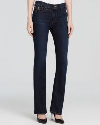 True Religion Jeans - Becca Petite Mid Rise Bootcut In Picassos Blues - Lyst