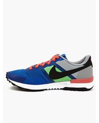 Nike Mens Blue Air Pegasus 8330 - Lyst