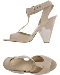 Nine West Sandals - Lyst