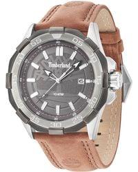 Timberland - Gents Paugus Strap Watch - Lyst