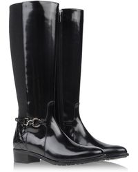 Aquatalia by Marvin K B Tall Boots - Lyst