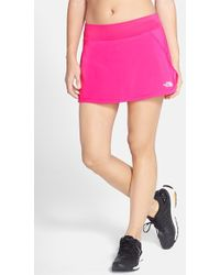 The North Face Women'S 'Eat My Dust' Skort - Lyst