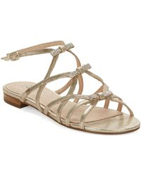 Adrianna Papell - Lane Strappy Sandals - Lyst