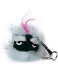 Fendi Monster Keychain - Lyst