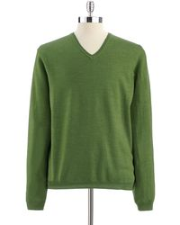 Calvin Klein Merino Wool Sweater - Lyst