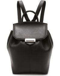 Alexander Wang Prisma Backpack - Black - Lyst