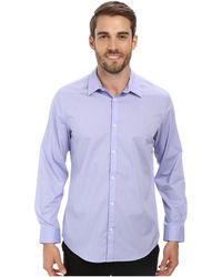 Calvin Klein Non-Iron Free Fit Woven Shirt - Lyst