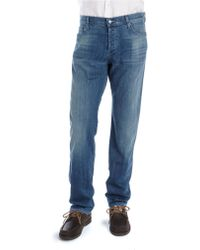 7 For All Mankind Standard Jeans - Lyst