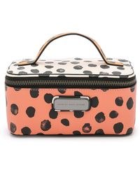 Marc By Marc Jacobs Sophisticato Small Cosmetic - Sun Dance Orange Multi - Lyst