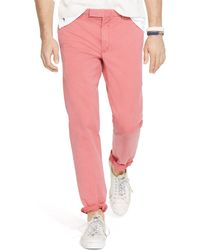 Polo Ralph Lauren Slim-Fit Stretch Chino - Lyst