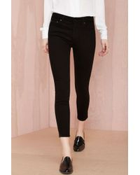 Nasty Gal Denim - The Revolver Skinny - Lyst