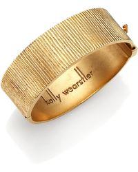 Kelly Wearstler Koa Cuff Bracelet - Lyst