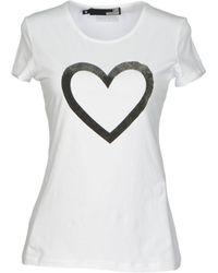 Love Moschino T-Shirt - Lyst