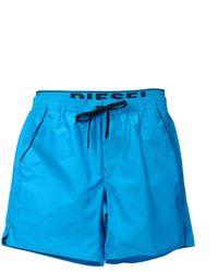 Diesel Blue Swimsuit 00cmfvbmbxdolphin - Lyst