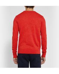 Hentsch Man - Merino Wool Sweater - Lyst