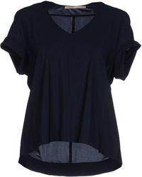 Marithé et François Girbaud - T-shirt - Lyst
